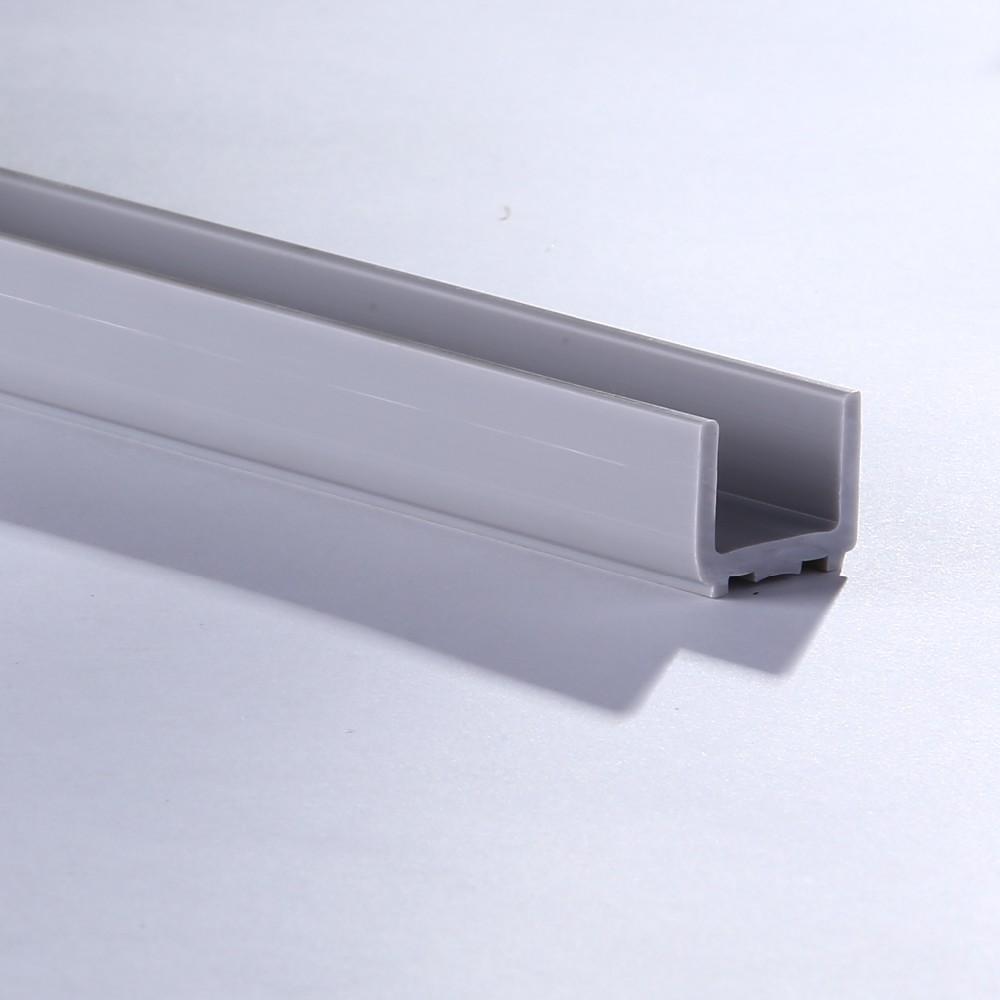 haute qualit plastique profil s extrud s rigide pvc u en forme plastique extrud profil. Black Bedroom Furniture Sets. Home Design Ideas