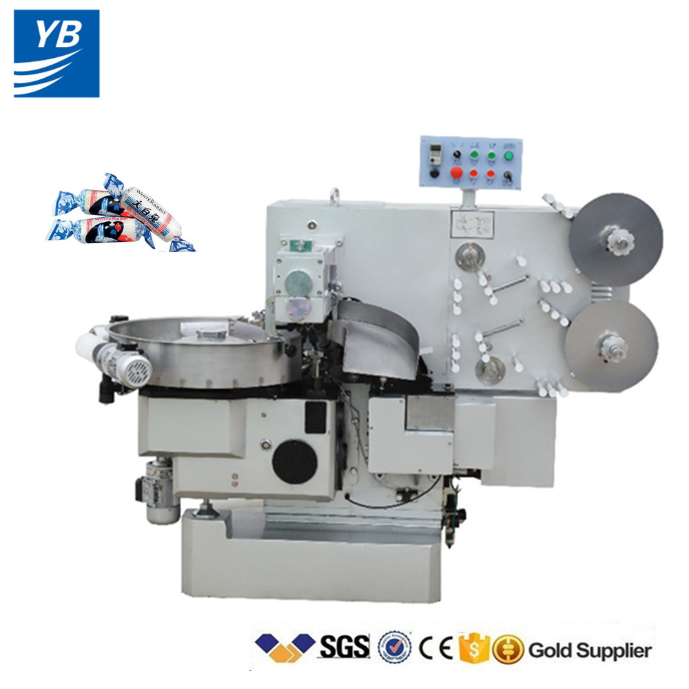 Yb-600s Automatic Twist Wrapping Machines For Candy