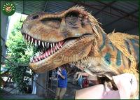 Lisaurus-C dinosuar Hollywood movie prop dino costume