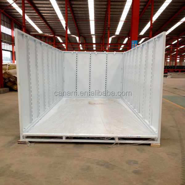 Folding Container House for Storage of Homes Containers Folding