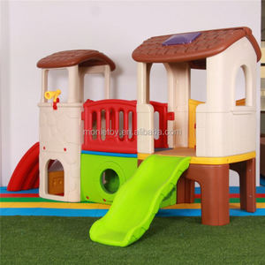 2018 Commercial High-quality Kindergarten Kids Games Equipment Children Climbing Adventure Plastic Indoor Playground