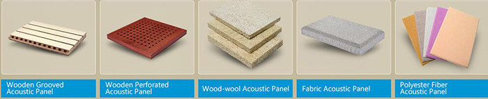 Soundproofing Materials Cheap Wooden Acoustic Panel Price