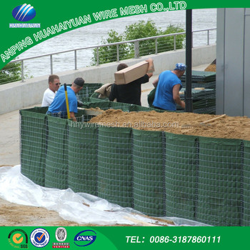 China manufacturer customized Design Factory price professional safety hesco barrier
