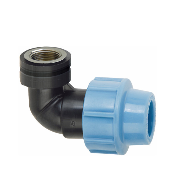 PPR Elbow 90 High Quality Plastic Pipe Fitting BDXY Huangjingjing