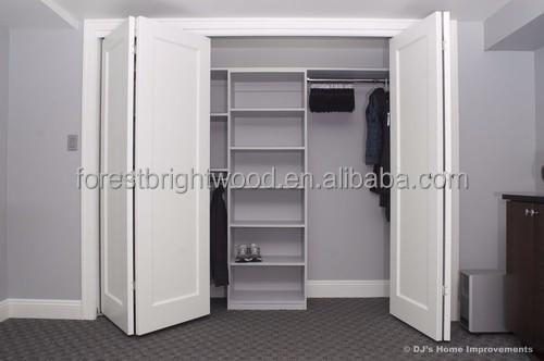 Design personnalis 4 dalles int rieur portes pliantes for Porte miroir pliante