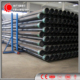 galvanized spiral pipe/spiral steel tube/Helical screen for industrial wastewater treatment plants