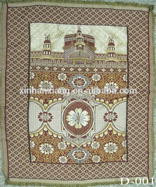 Turkish prayer rug D-001