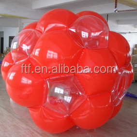 Giant inflatable giga ball