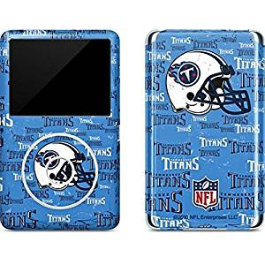 NFL Tennessee Titans iPod Classic (6th Gen) 80 & 160GB Skin - Tennessee Titans - Blast Vinyl Decal Skin For Your iPod Classic (6th Gen) 80 & 160GB