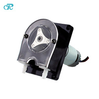 High quality 12V micro dosing pump peristaltic pump