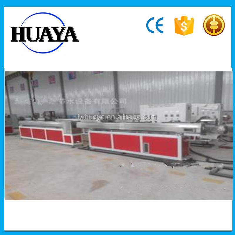 PE Drip Irrigation Pipe Making Machine for Agriculture / Water-saving flat drip irrigation tape production line machine water pi