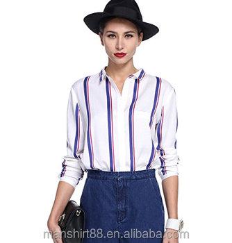 4311460cfb 2018-2019 nueva moda camisas para las mujeres al por mayor vestido para  damas