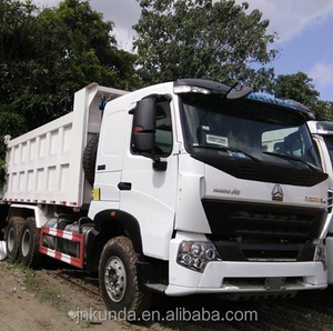 Dump Truck For Sale >> 380 Hp Howo A7 Philippines Dump Truck For Sale