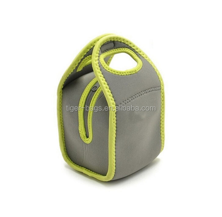 Reusable Insulated Fitness Snack Lunch Cooler Bag Heated Food Pizza Delivery Bags