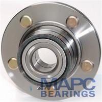 Wheel Hub Bearing Assembly, 512197, 52710-3A001, 52750-3A001, BR930378, Hyundai Santa Fe