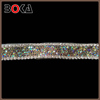 Gorgeous BOKA high quality hot fix rhinestone trim For Making Clothes
