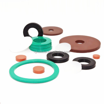 Custom Molded Shock Absorber Rubber Cone Washer For Sealing - Buy ...