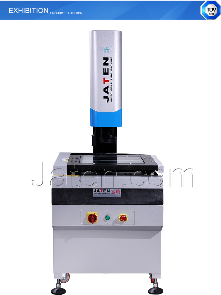 JATEN Optical Laboratory Automatic Test Auto Vision Measuring Machine