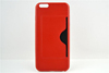 Top quality case for iphone 6 design credit card slot cover