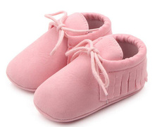 2018 soft baby moccasins shoes