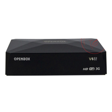 Original Openbox V6S Digital Satellite Receiver S V6 Support WEB TV Biss Key USB Wifi 3G Youporn CCCAMD NEWCAMD free shipping