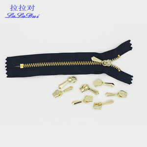 metal dress zippers #2 small size metal zip for women dress