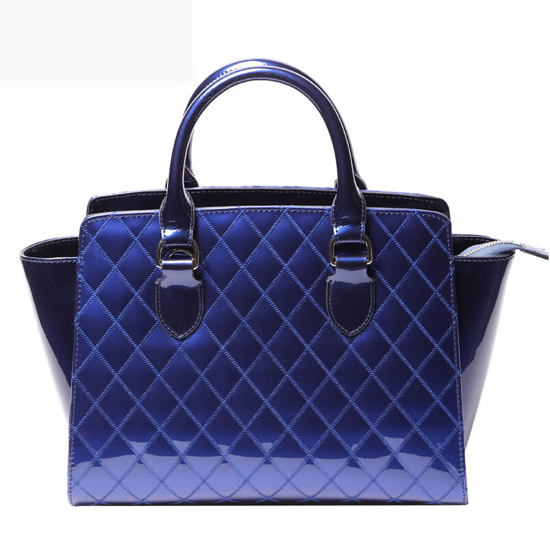 a2f7f5a62789 Get Quotations · 2015 new Luxury brands Top cowhide women genuine leather  bag Quilted Killer bag fashion women handbag