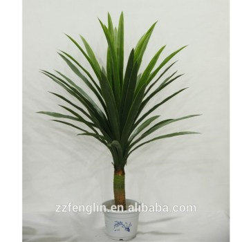 80 Cm Tall Artificial Yucca Plant Whole For Garden Decoration