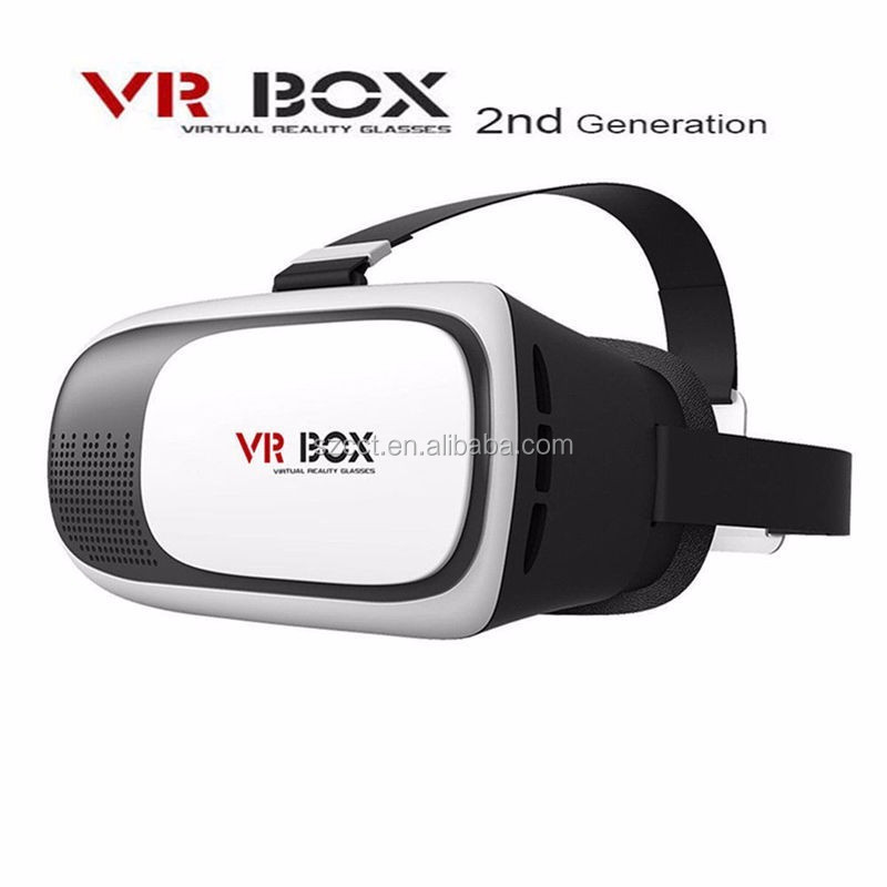 VR Headset virtual reality 3d glasses vr box for smartphone