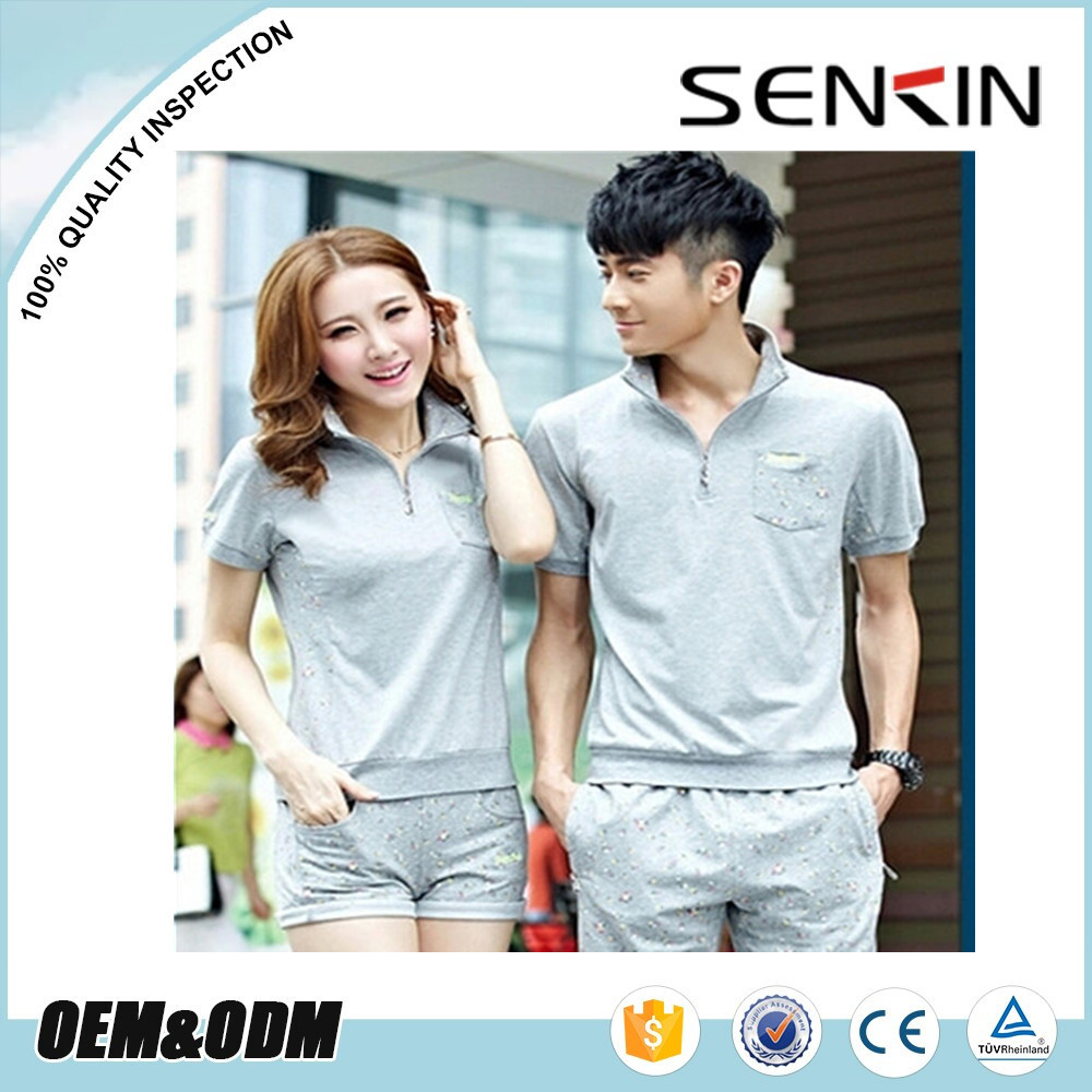Pareja polo t shirt camisa linda pareja dise o camiseta for Couple polo shirts online