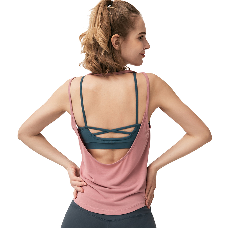 <strong>Womens</strong> Climalite Racerback Performance Gym Fitness Jogging <strong>Tank</strong> <strong>Top</strong>