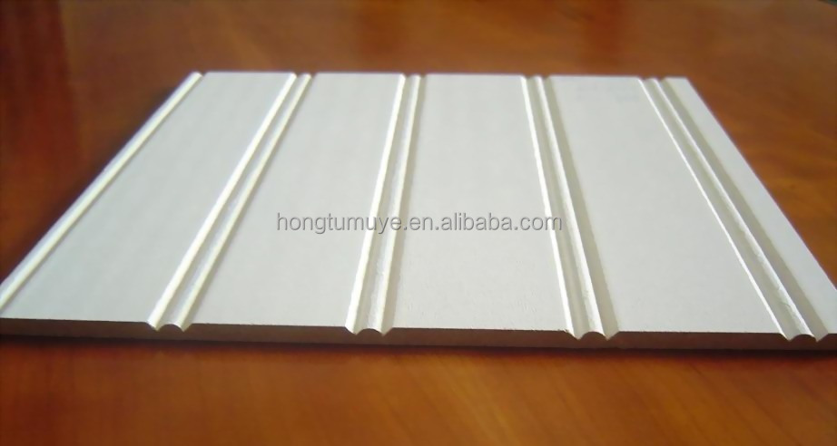 Wood Or Mdf Wall Panel Decorative Tongue Groove Design Panels Interior Covering Product On Alibaba