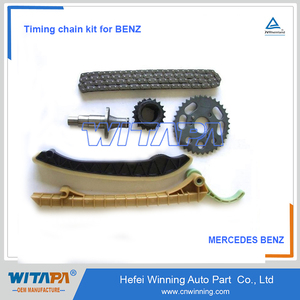 Engine timing Chain Kit for Mercedes A-class by manufacturer