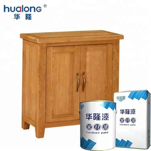 Hualong High Coverage Waterproof Wood PE Coating