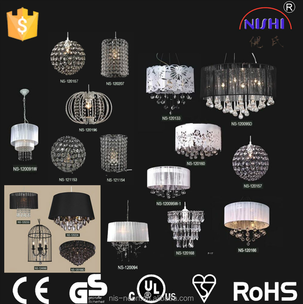 new pendant chandelier modern style ceiling light shade pendant acrylic crystal jewels lighting