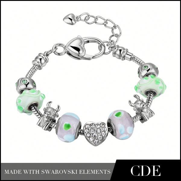 Wedding Decoration Charmed Feelings Bracelets