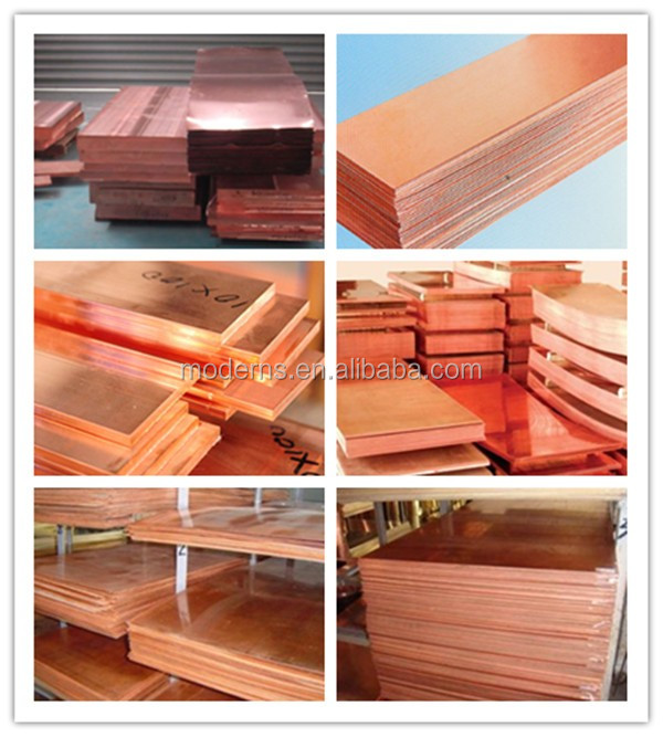 Cathode Copper Plate From China