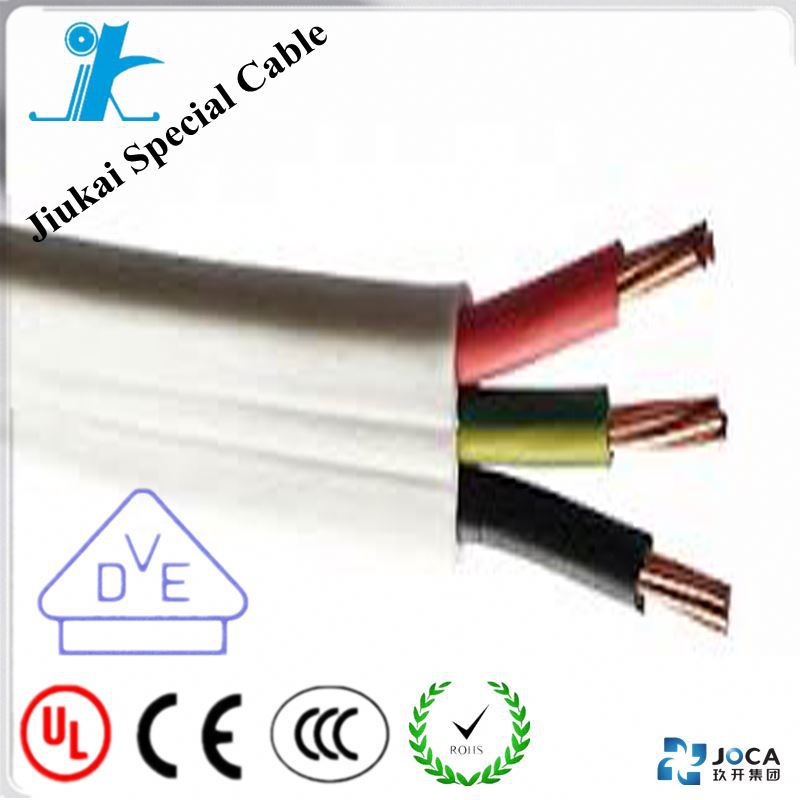 3cores 1.5mm cable used for house fixing and electric appliance wiring