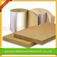 100% Hydrophobe basalt mineral wool board/New Building Construction Materials Rock Wool