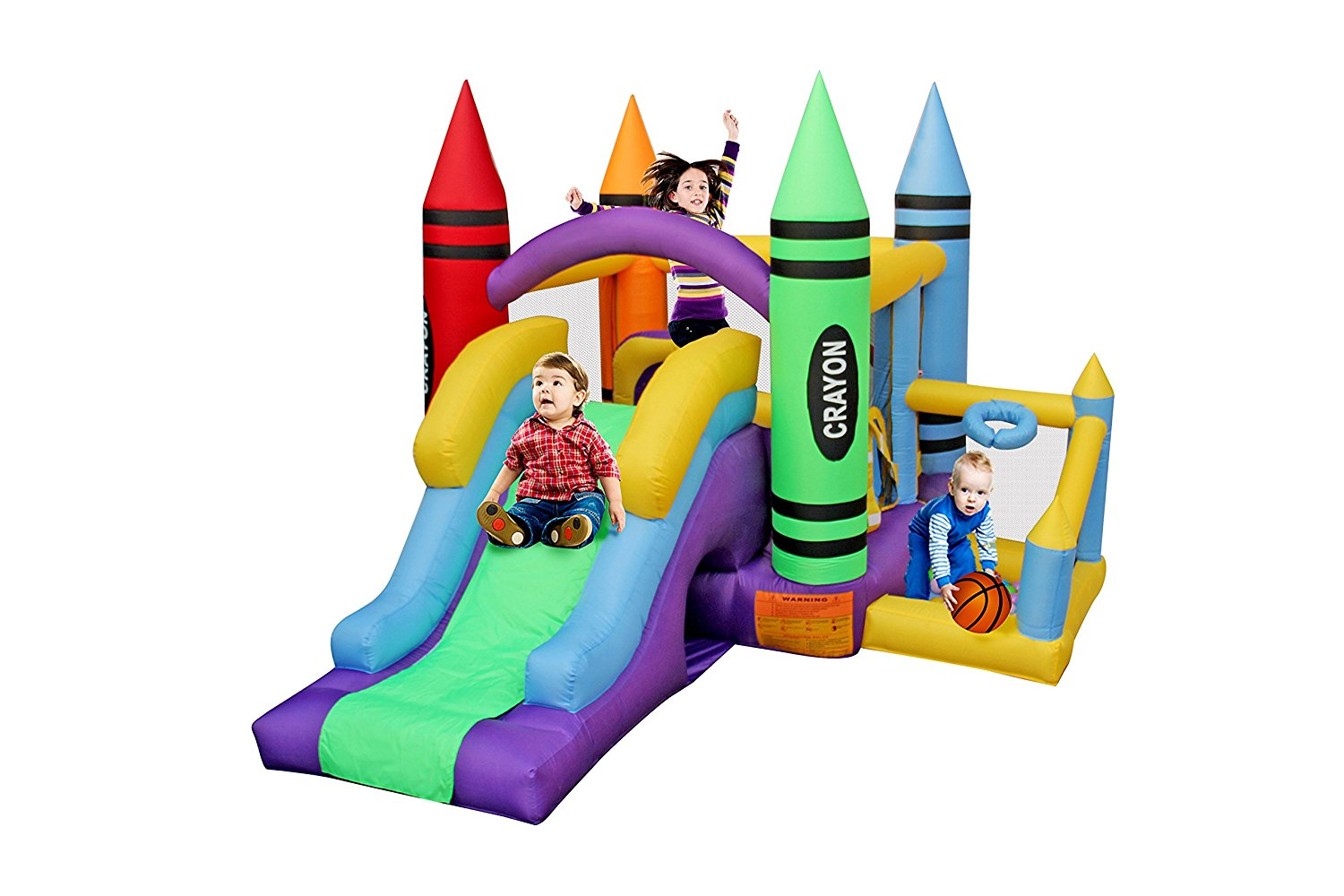 Inflatable Bounce House Playhouse