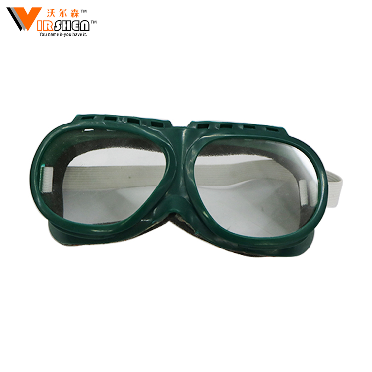 Factory wholesale long life welding safety eyewear name brand goggles lab glasses
