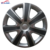 13 14 15 Inch PP/ABS Black and Orange Carbon Car Wheel Center Hub caps
