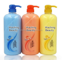 1L Washing Beauty Soft and Smooth Barber Shop Hair Shampoo for all Ages