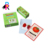 Glossy lamination educational custom game cards for children
