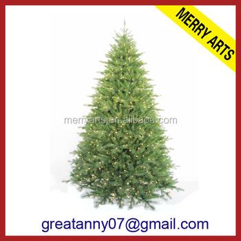Jinhua Yiwu Manufacturing Wholesale 7ft Slim Green Artificial Pvc ...