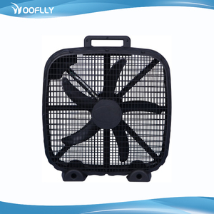 Low Price distribution mini box fan 5pp blade ventilate