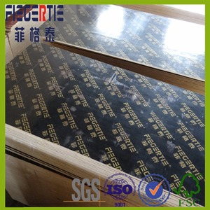 factory manufacturer shuttering plywood/phenolic board/construction plywood price for Euro.