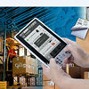 industrial android rfid tablet with barcode scanner nfc rfid reader low price