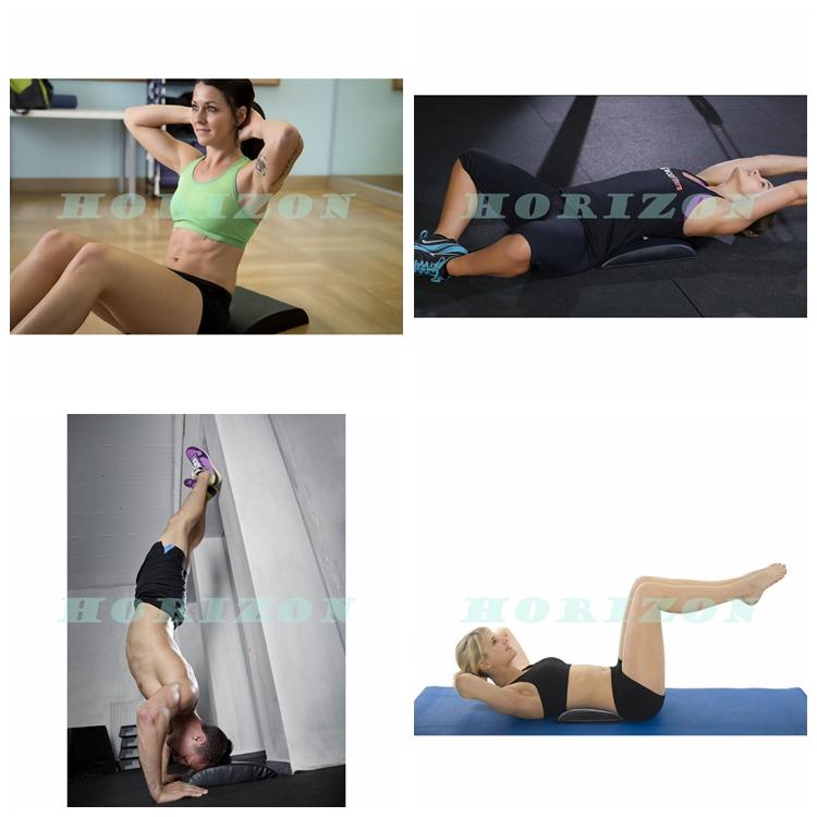 Ab Mat Sit Up Abdominal Mat Comfortable Sit Up Pad Buy Back Massage Mat Back Cushion Back Stretcher Product On Alibaba Com