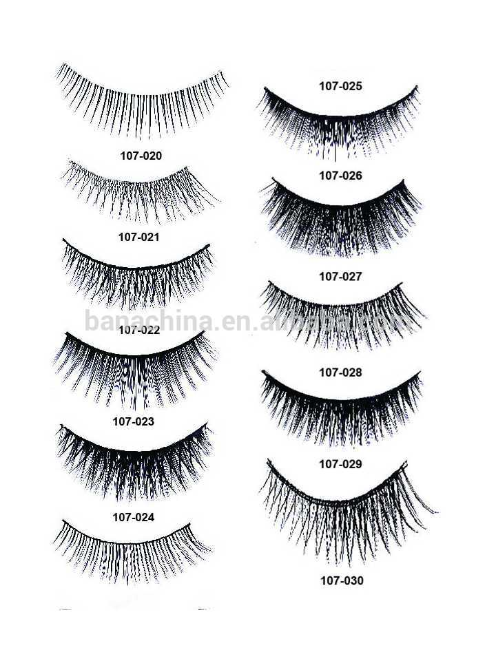 cc2a6a5a39f Exaggerate Eyelash With Feather /feather Eyelash Extensions - Buy ...